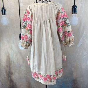Spell & The Gypsy Collective Dresses - NWT Spell & the Gypsy Cleo Tunic XS